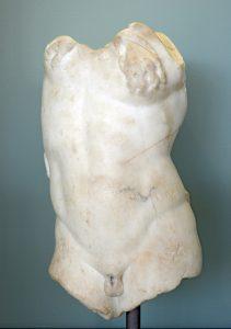 Buste Hercule au musée de Saint-Romain-en-Gal
