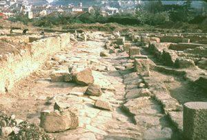 Nissance du site archéologique de Saint-Romain-en-Gal