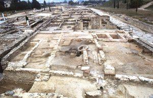 La Petite Fullonica-Site archéologique de Saint-Romain-en-Gal