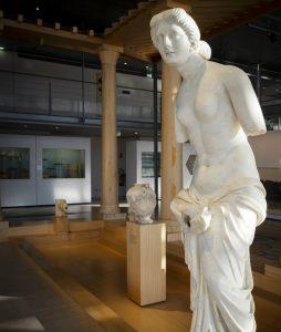 Aphrodite au musée de Saint-Romain-en-Gal