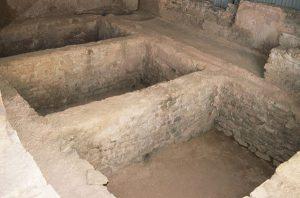La grande fullonica-Site archéologique de Saint-Romain-en-Gal
