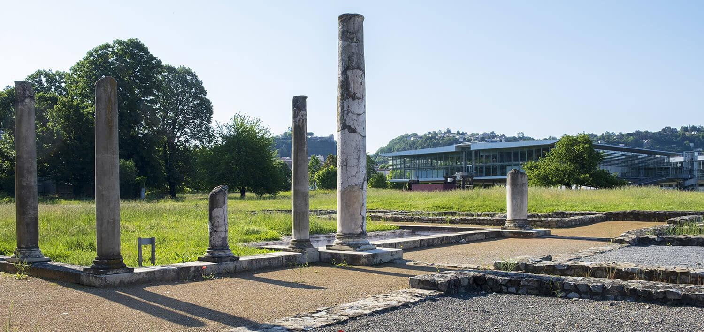 Site archéologique de Saint-Romain-en-Gal – Maison de Sucellus