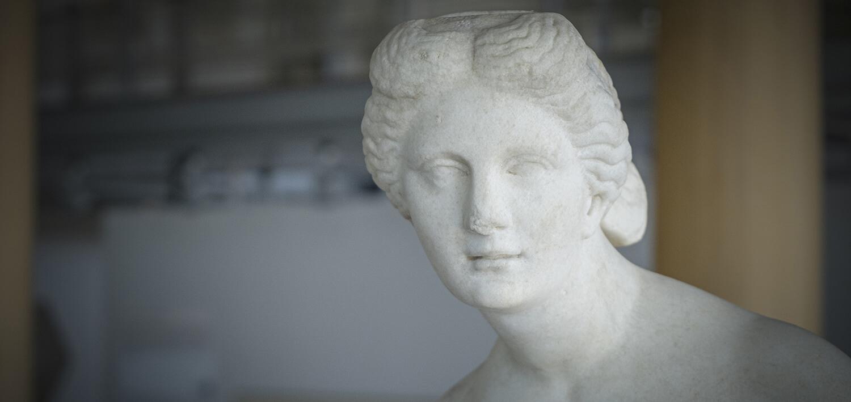 Musée de Saint-Romain-en-Gal – Aphrodite