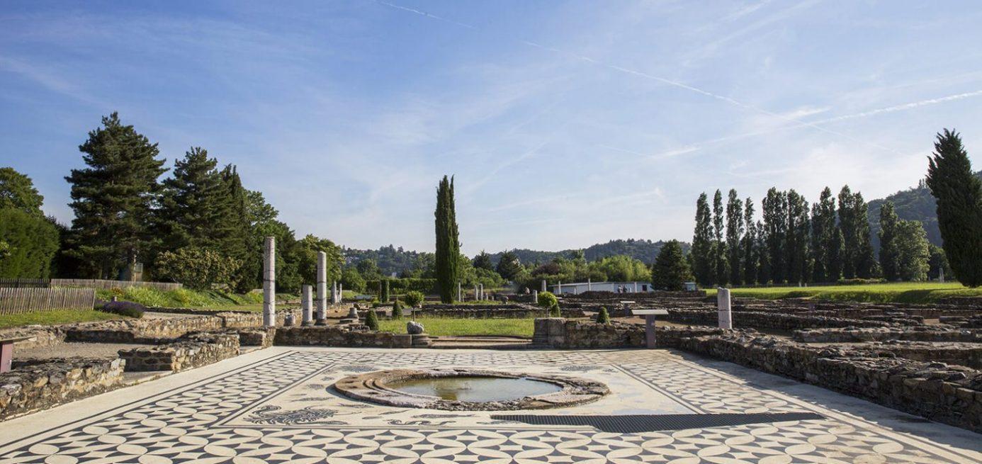Musée de Saint-Romain-en-Gal – Maison des Dieux Océan