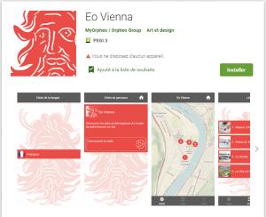 Application Eo Vienna