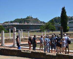 Visites commentéVisites commentées du site archéologique de Saint-Romain-en-Gal