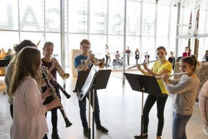 Concert au musée de Saint-Romain-en-Gal