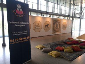 Lire et Faire lire au musée de Saint-Romain-en-Gal