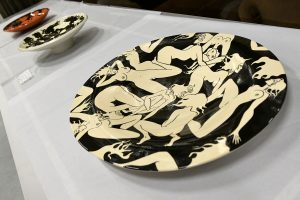 céramiques, Louise Bourgoin